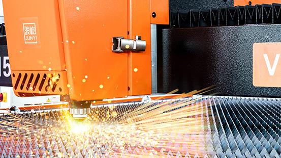 大包围式光纤激光切割机