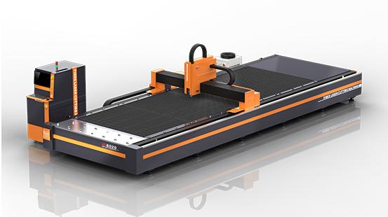 敞开式光纤激光切割机